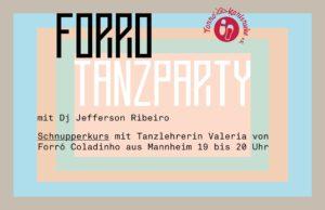 Forró Party in Pforzheim @ Café Roland