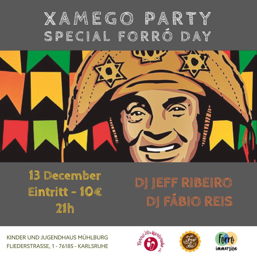 Xamego Party (Dez 2019) @ Kinder- und Jugendhaus Mühlburg
